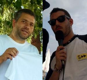 Luca Nozza e Paolo Uboldi